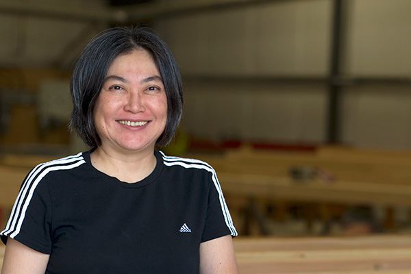Tomoko Shimoda