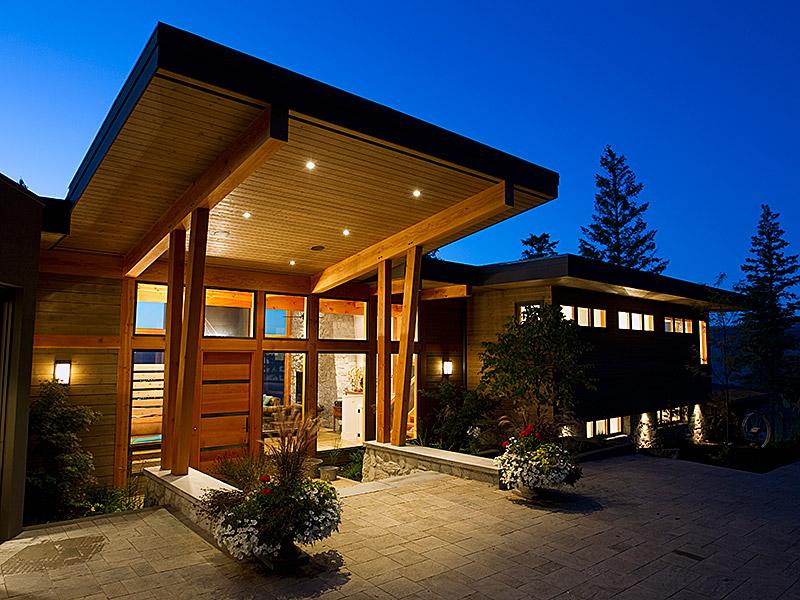 Kamloops Timber Frame Home