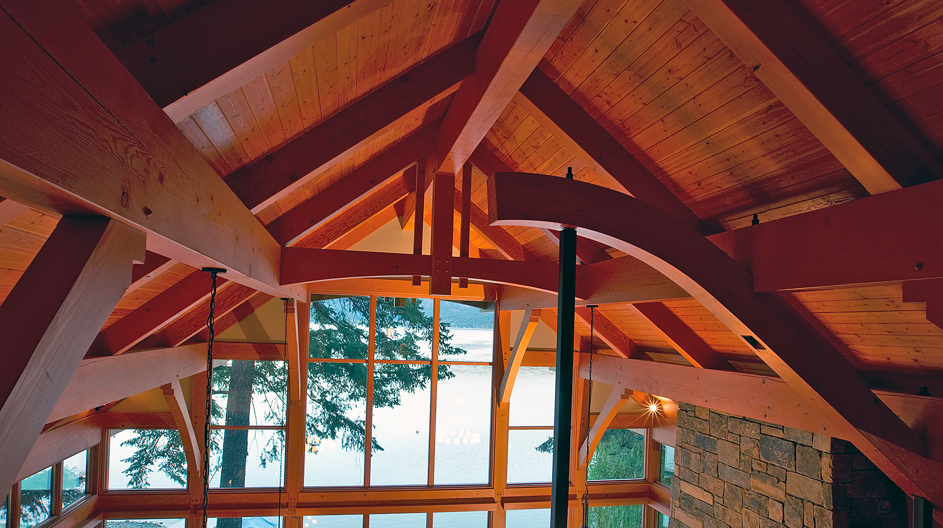 ceiling timber beams