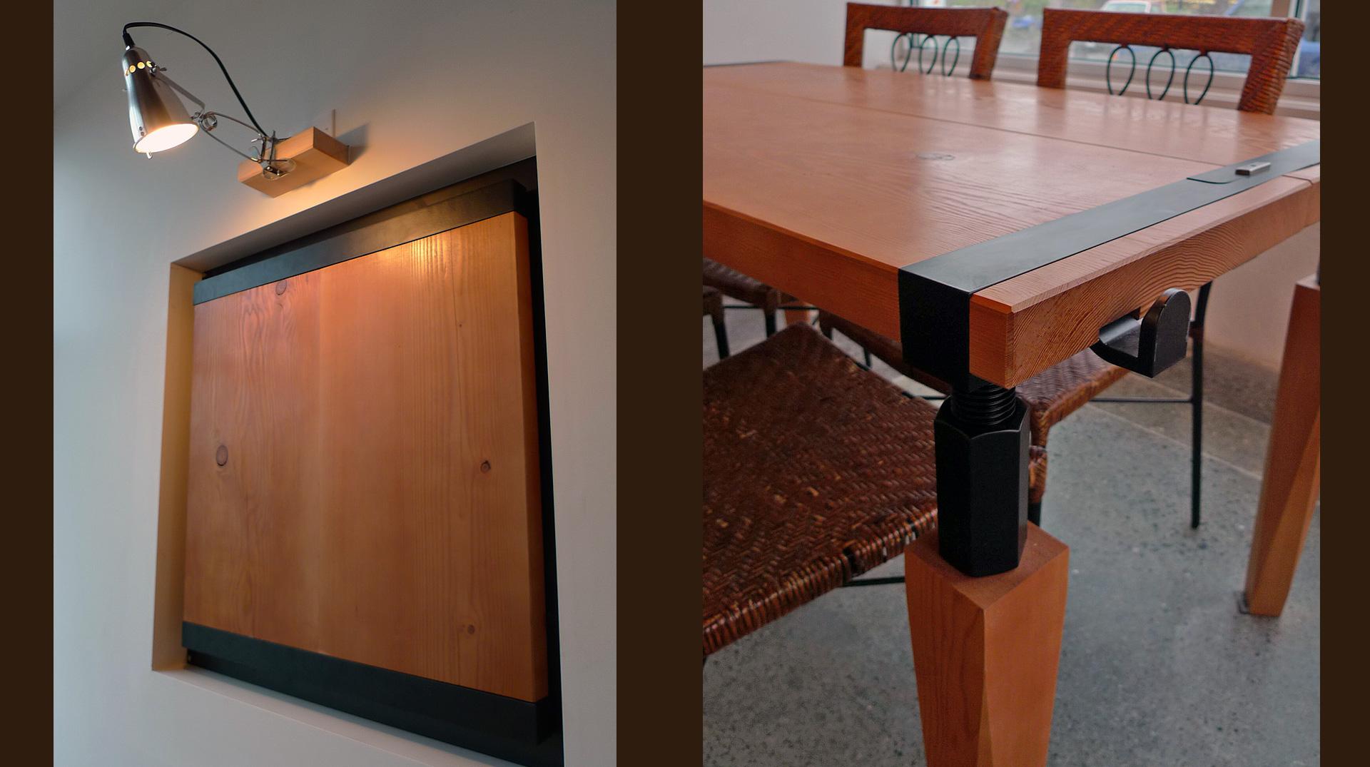 Sanbiki interior details