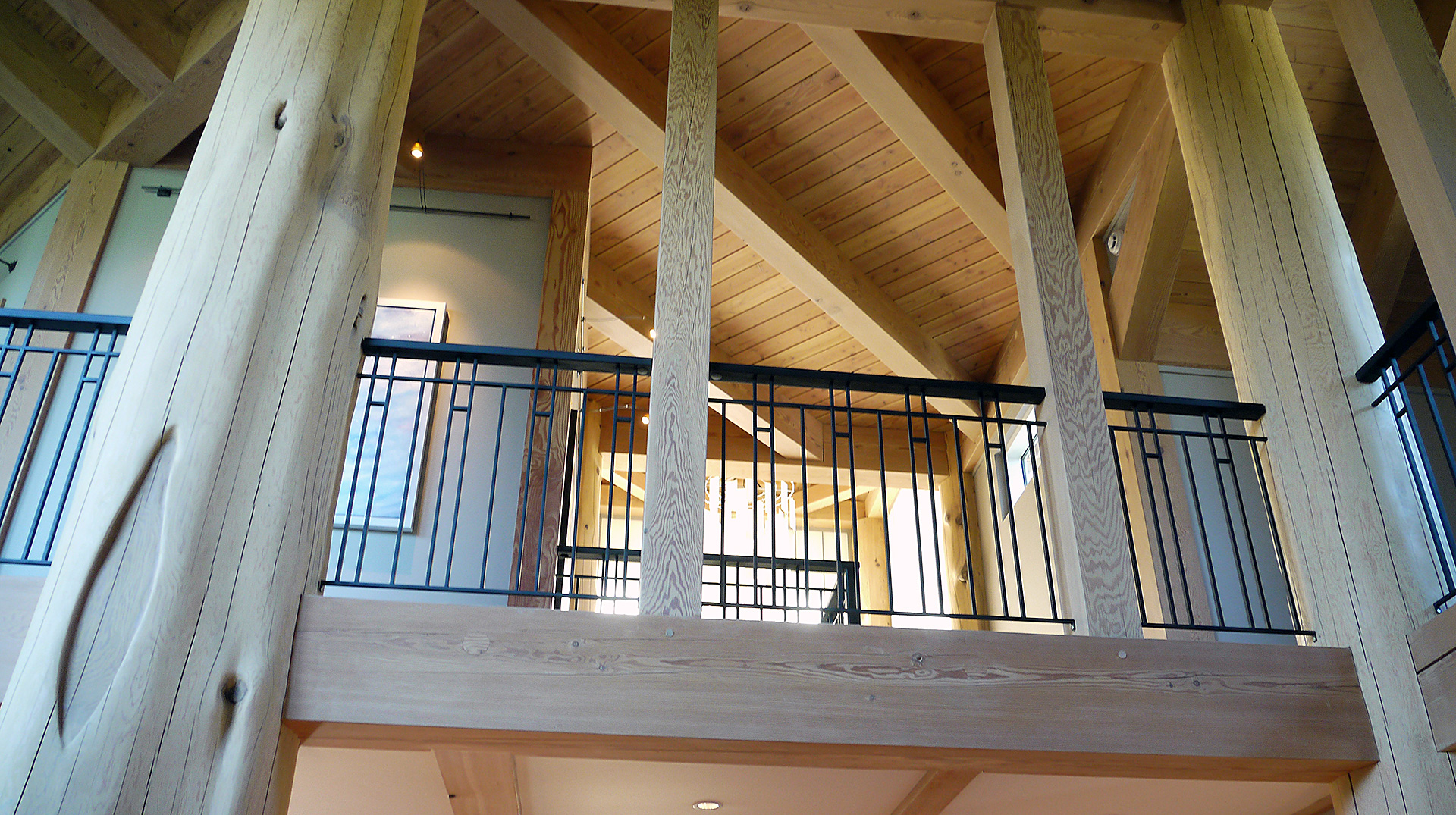 beautiful wood timbers