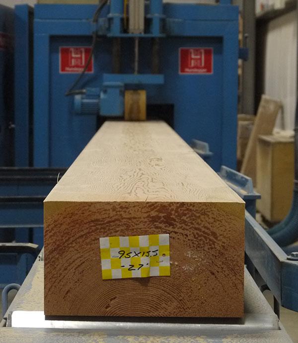 Timber Sizing
